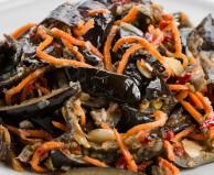 Баклажаны острые (салат) 150г.
